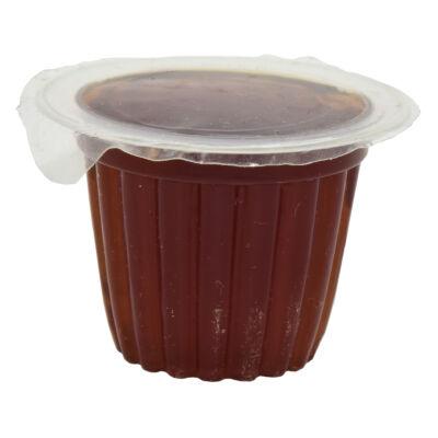 Bogár zselé barna cukor ízű 5db